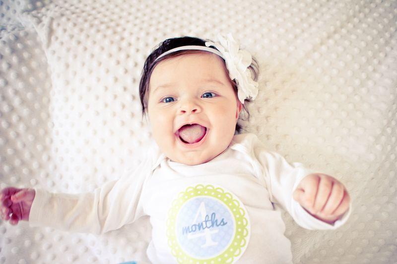 Parker 4 months 056