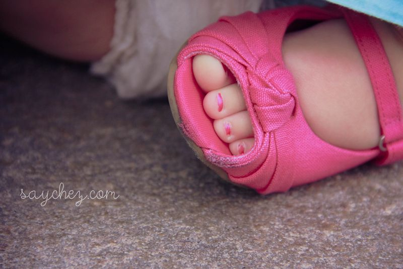 Parker-toes