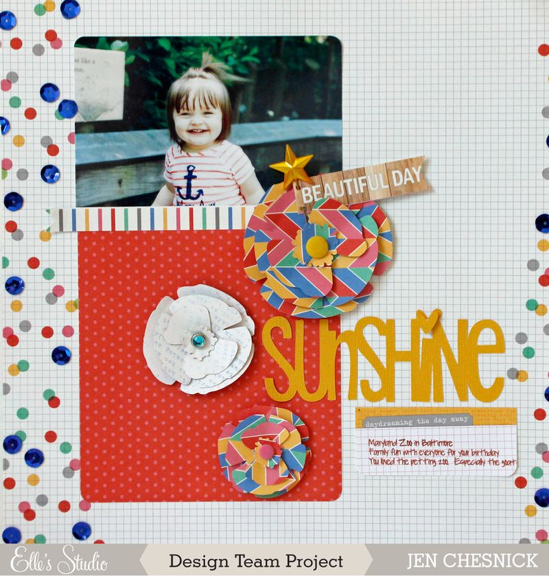 July-sunshine