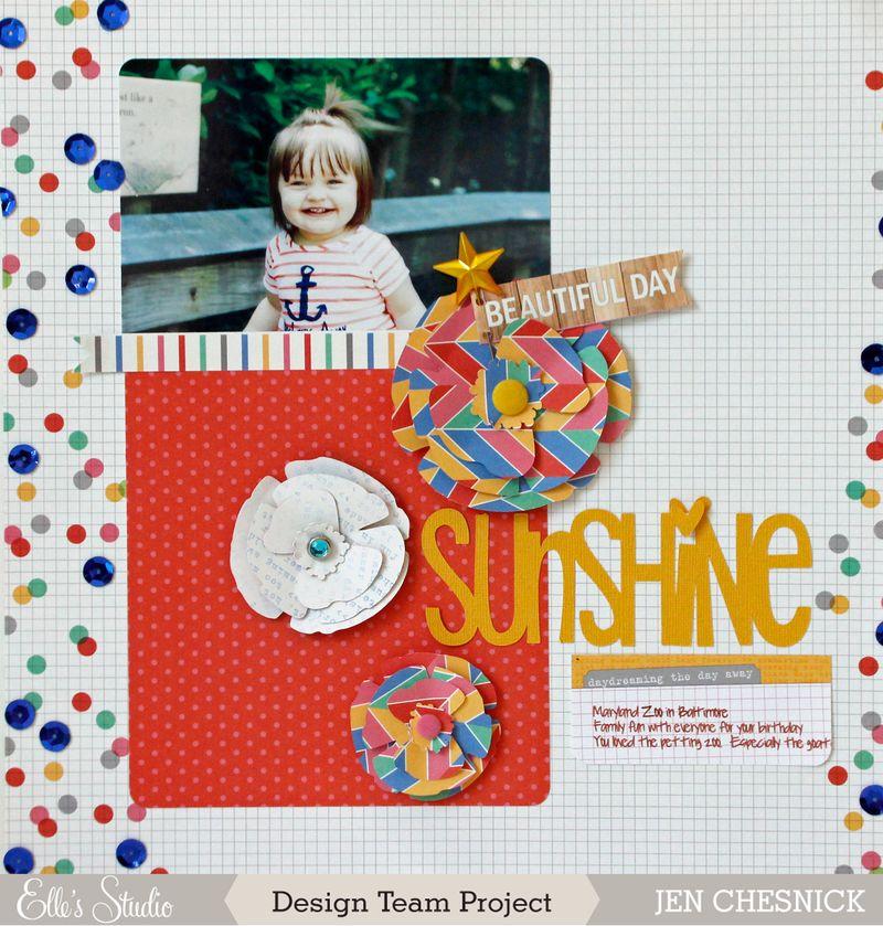 July-sunshine