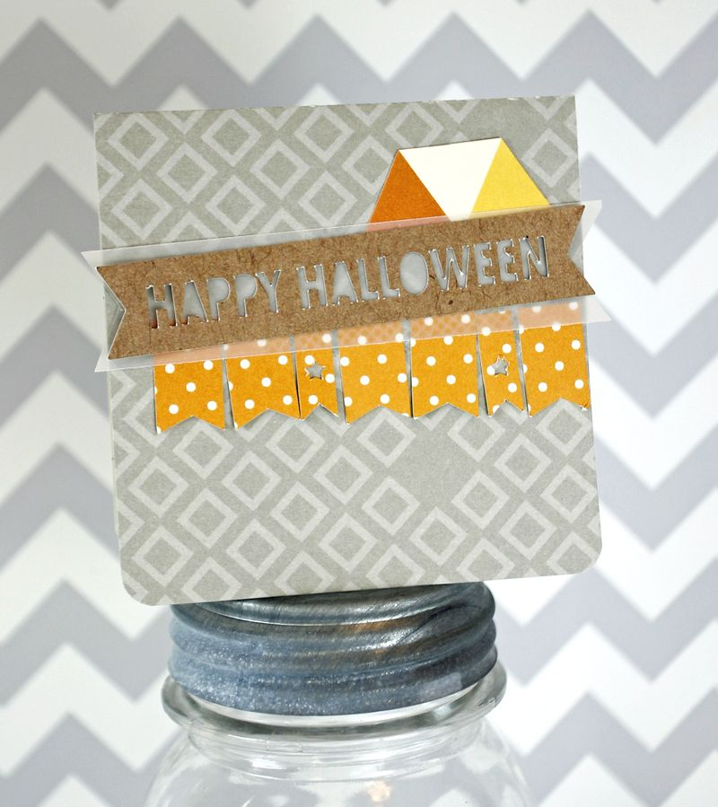 Jen Chesnick - Happy Halloween - Cards