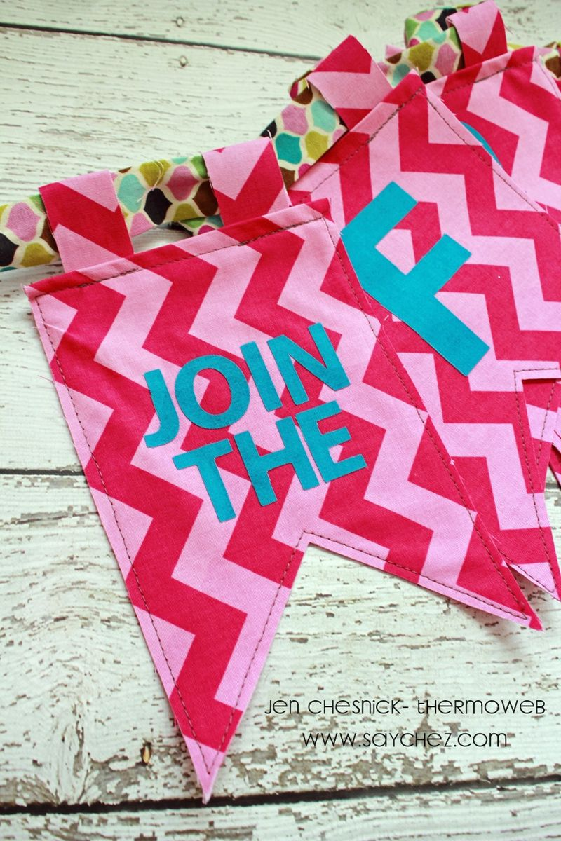 Jen Chesnick- Hope Banner- Thermoweb- Details2