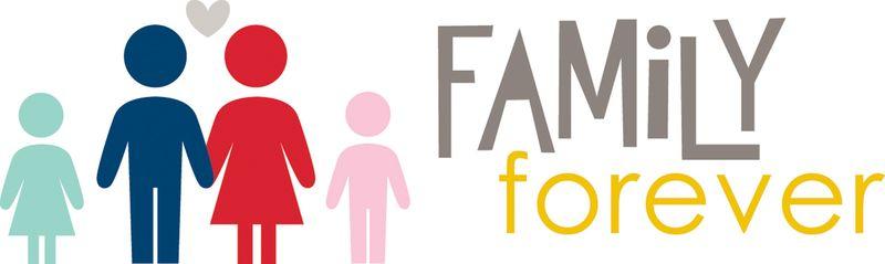 1 LOGO-FAMILY FOREVER