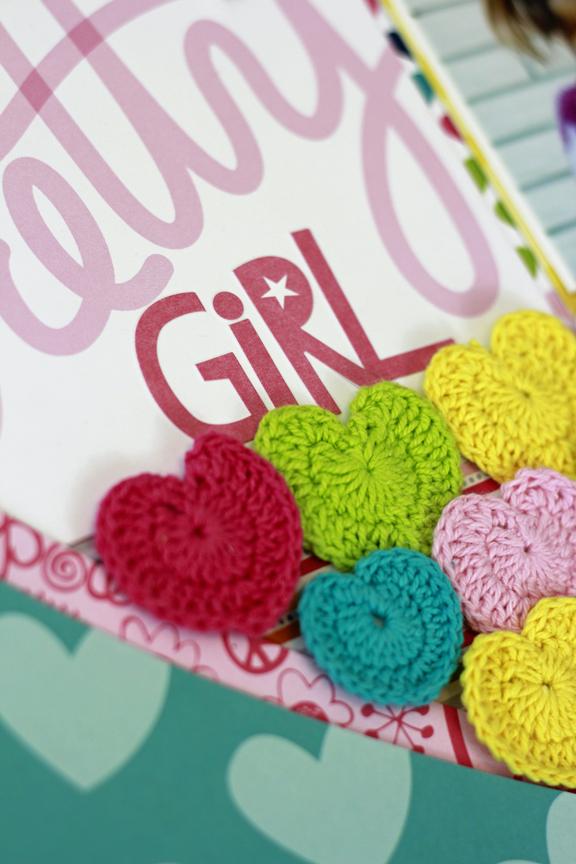 Jen Chesnick- Pretty Girl- Detail2