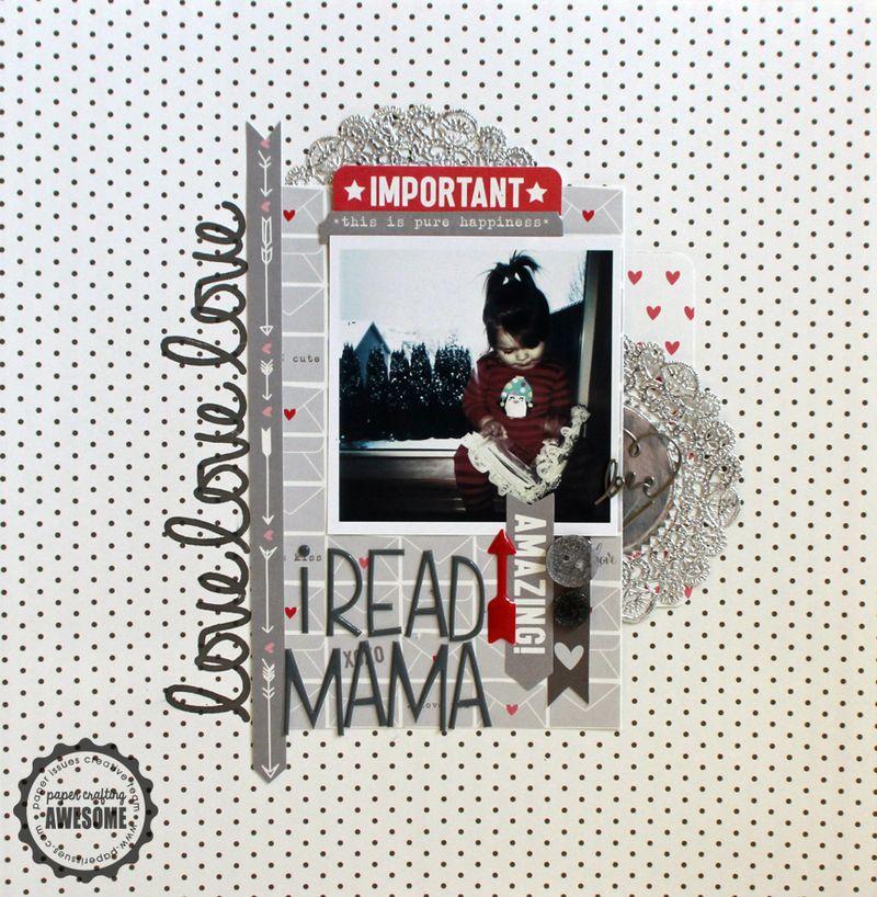 Jen Chesnick- I Read Mama- Paper Issues- Logo