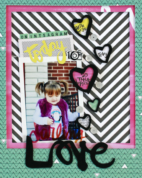 Jen Chesnick- Love- American Crafts