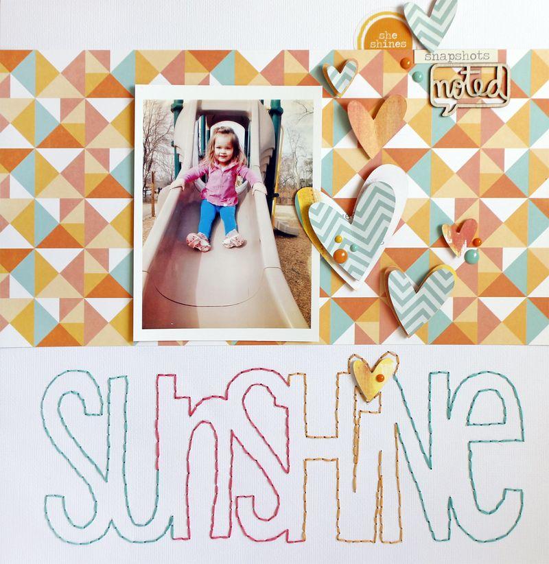 Jen Chesnick- SunShine- ChicTags