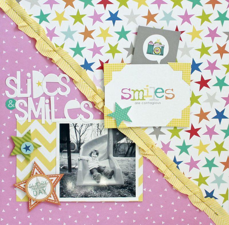 Jen Chesnick- Slides & Smiles- Bella Blvd